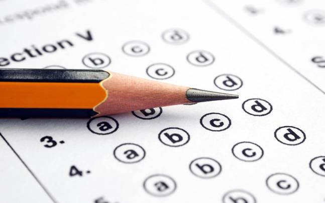 Entrance exam image